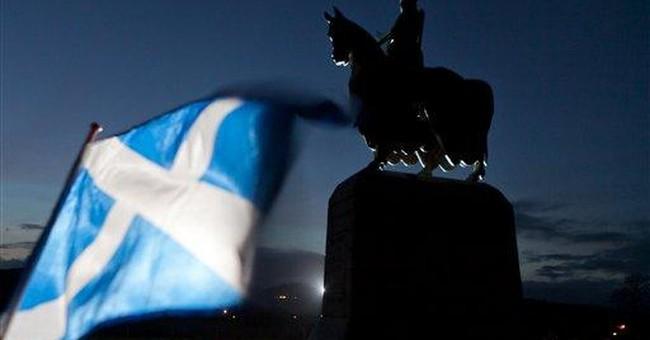 Scotland gaining enthusiasm for independence