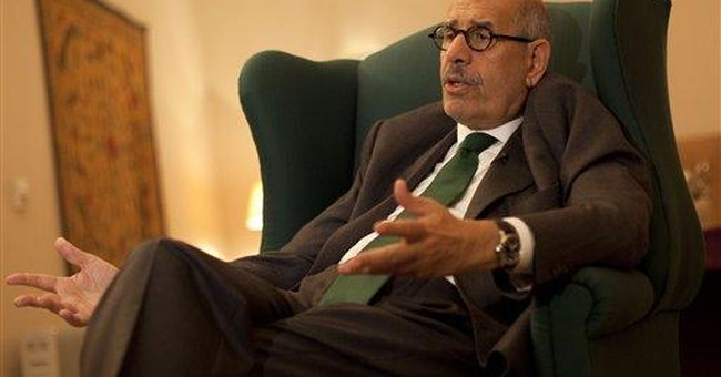 Egypt's ElBaradei ends presidential bid in protest