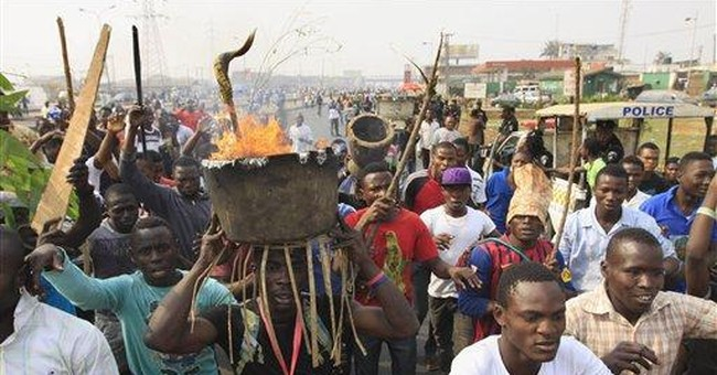 Social media widens scope of Nigeria fuel protests