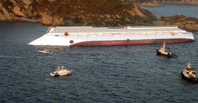 Nations hunt for info on Italy cruise accident