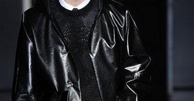 Milan designers tweak the traditional overcoat