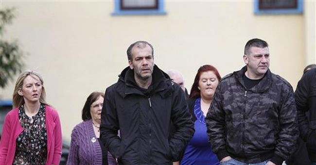 7 charged with terror crimes in Real IRA crackdown