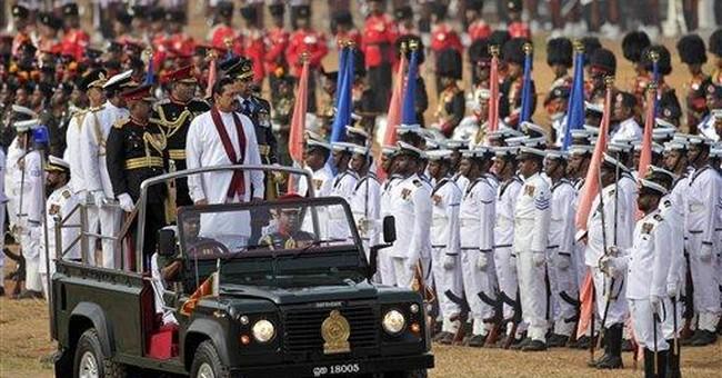 Sri Lanka marks 3rd anniversary of end of war
