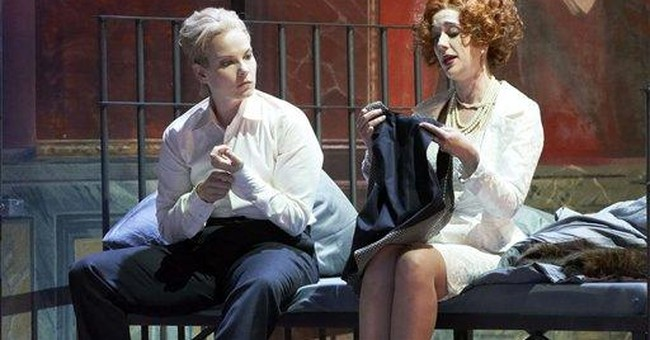 Spirited singing fails to enliven Mozart opera