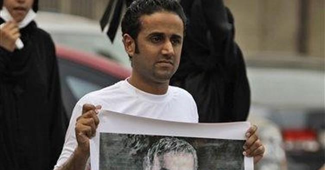 Lawyer: Jailed Bahrain activist granted bail