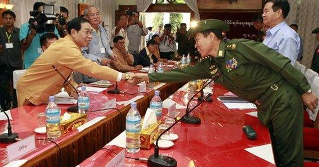 Myanmar: New deal to end fighting with Shan rebels