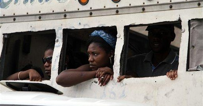 Haiti: 2 Americans in jail charged with conspiracy