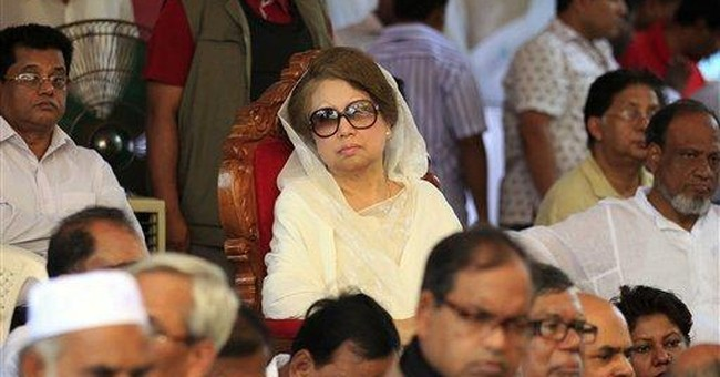 Bangladesh opposition protests jailed activists