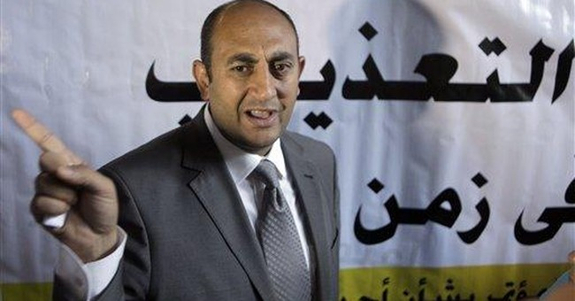 Egyptian detainees start hunger strike