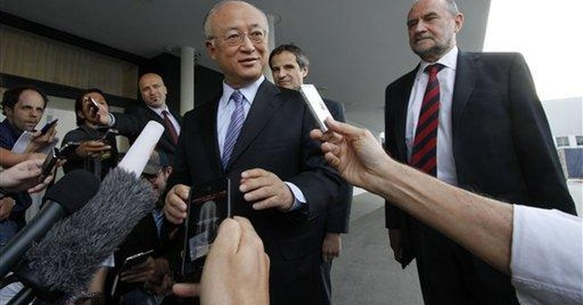 UN. nuclear agency chief heads to Tehran