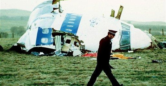Convicted Lockerbie bomber buried in Libya