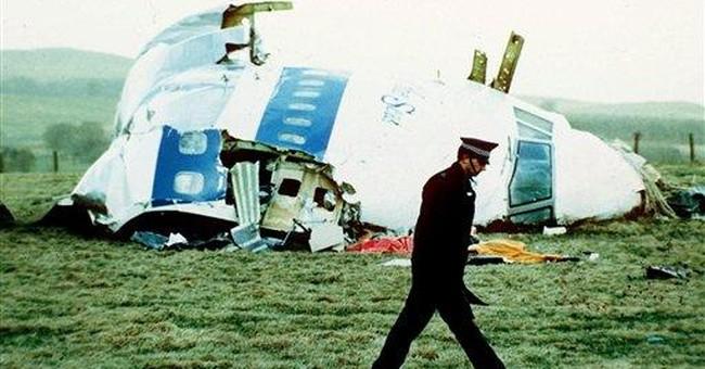 Convicted Lockerbie bomber buried in Libya