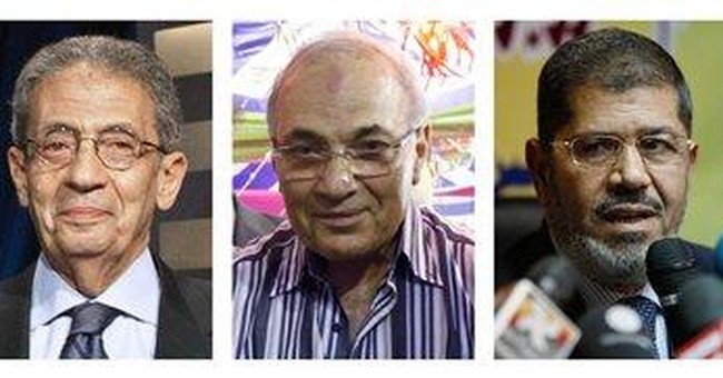 Profiles of Egypt's main presidential candidates