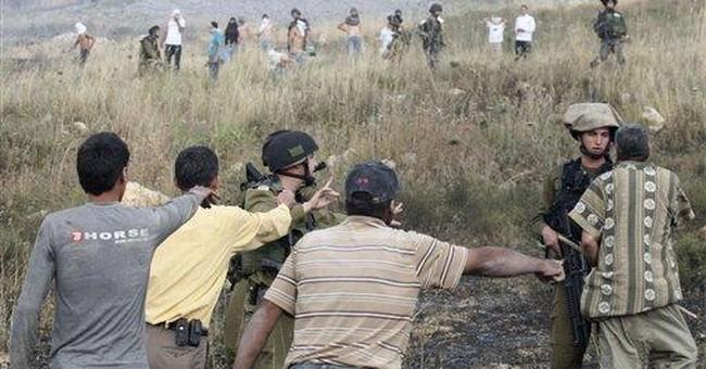 Group: Palestinian shot as Israeli troops stood by