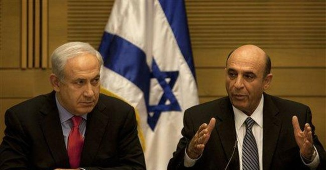 Israeli PM urges 'just' replacement of draft law