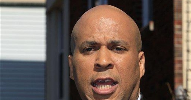 Cory Booker is latest gaffe-prone Obama surrogate