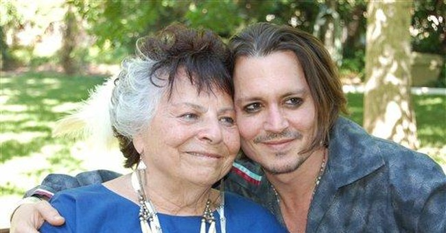 Comanche tribe makes Johnny Depp honorary member