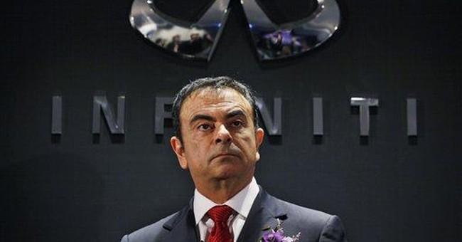 Nissan's luxury Infiniti brand opens Hong Kong HQ