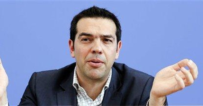 Greek party leader warns austerity threatens euro