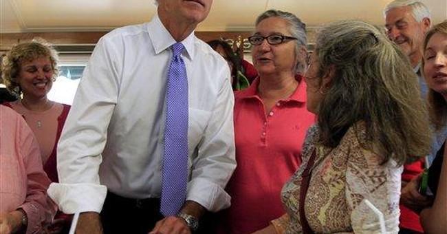 Biden dismisses Romney's experience in business