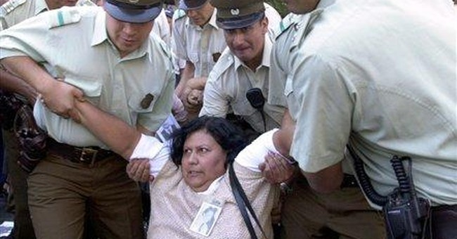 In Chile, dictatorship's disappeared can now vote