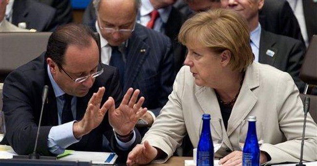 Germany staunch in opposition to eurobonds