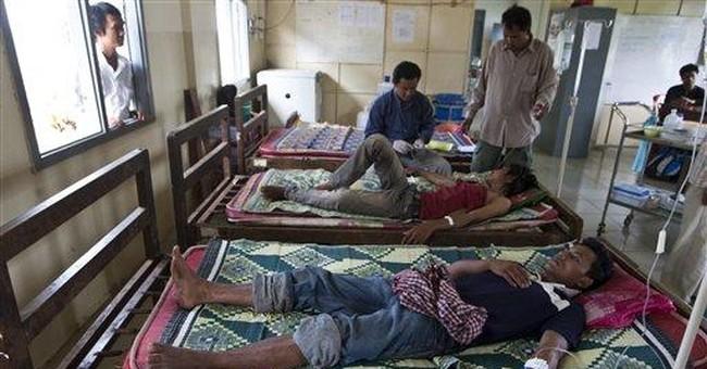 Study: Fake malaria drugs common in Asia, Africa