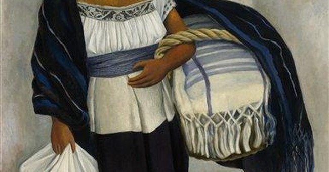 Diego Rivera artwork fails to sell at NYC auction