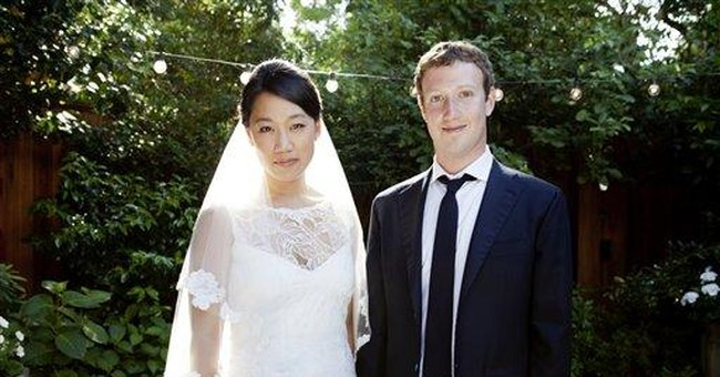 LA designer says Facebook bride wore her dress