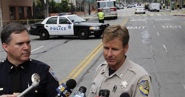 Mountain lion killed in downtown Santa Monica