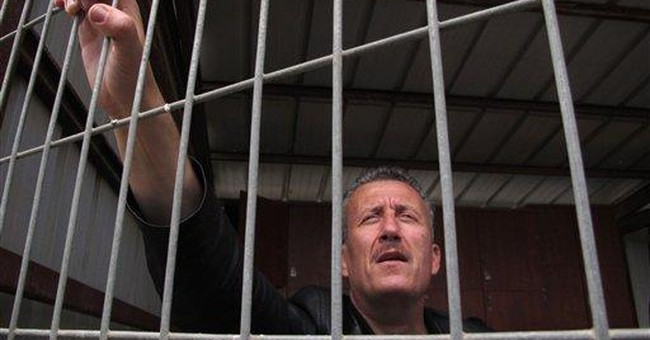 EU 'concerned' over conviction of Palestinian