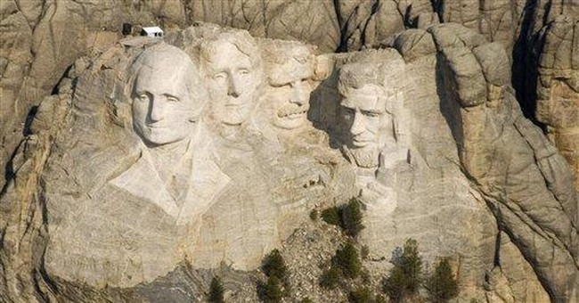 Man pleads guilty to trespassing on Mount Rushmore