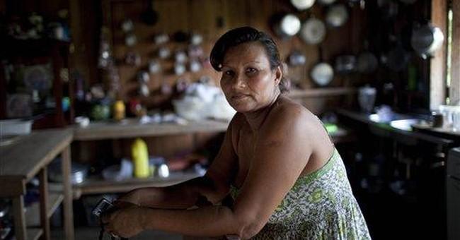 Hunt for trafficker terrorizes Honduran villagers