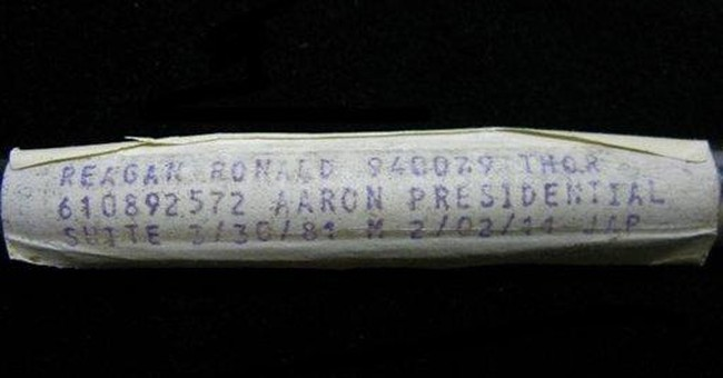 Auction of Ronald Reagan blood vial canceled