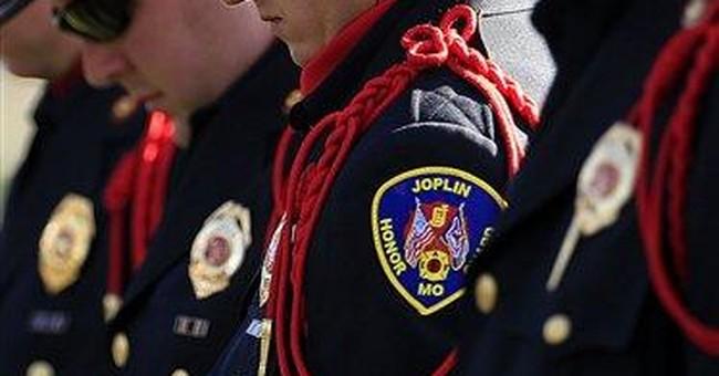 Joplin remembers deadly tornado, 1 year later