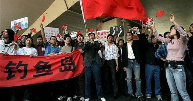 Foreigner-bashing rises amid China's domestic woes