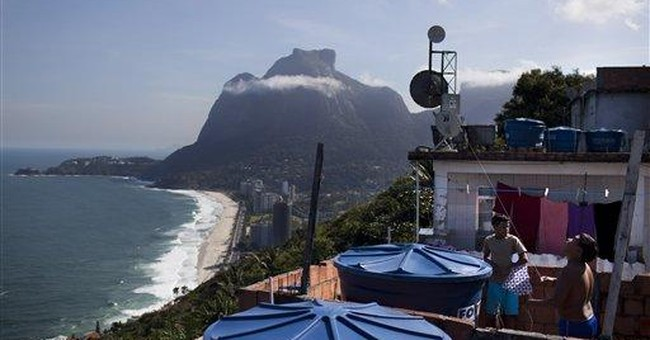 Rio issues land titles to slum residents