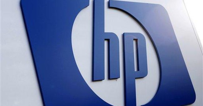 Key moments in Hewlett-Packard's recent history