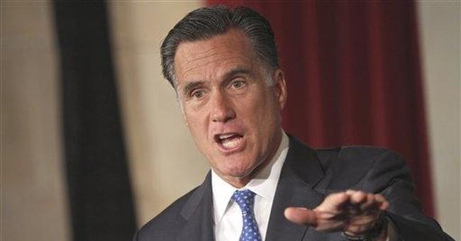 Romney says Congress should wait to act on economy