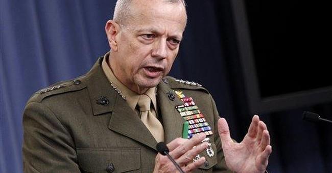 General sees progress in US-Pakistan relationship