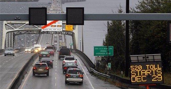 States looking to new tolls to pay for highways