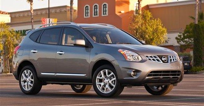Rogue is Nissan's best-selling SUV