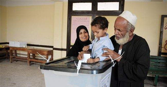 Voices of Egypt's voters in presidential elections
