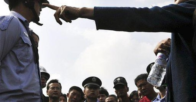 China's city code enforcers accused of violence
