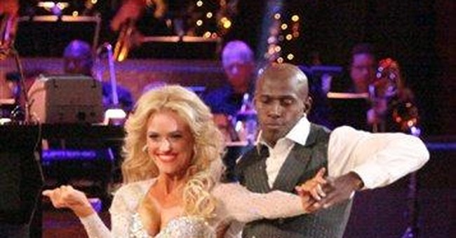 Football star Donald Driver is new `Dancing' champ