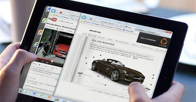 Review: OnLive Desktop brings the PC to tablets