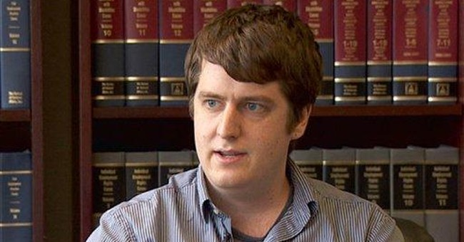 Man says Ore. psychiatrist told him he wasn't gay