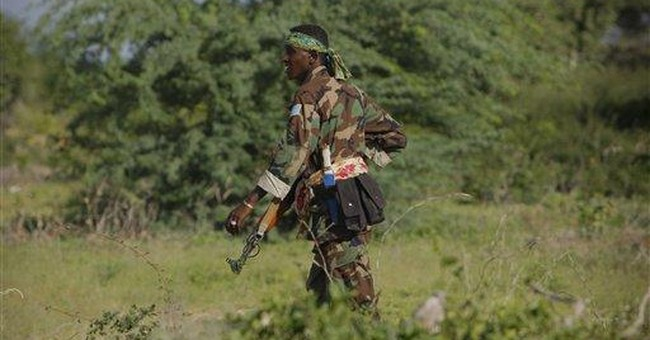 Troops in Somalia advance into rebel-held corridor