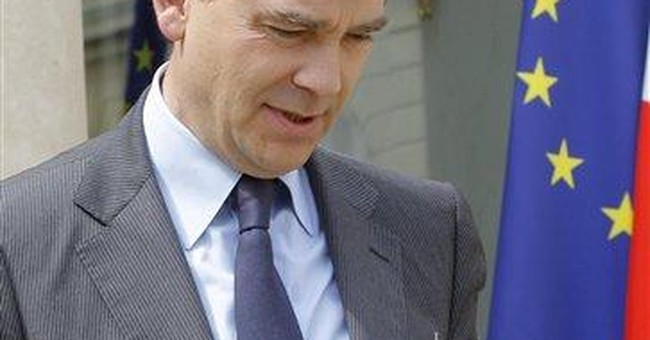 French govt minister convicted of public insult