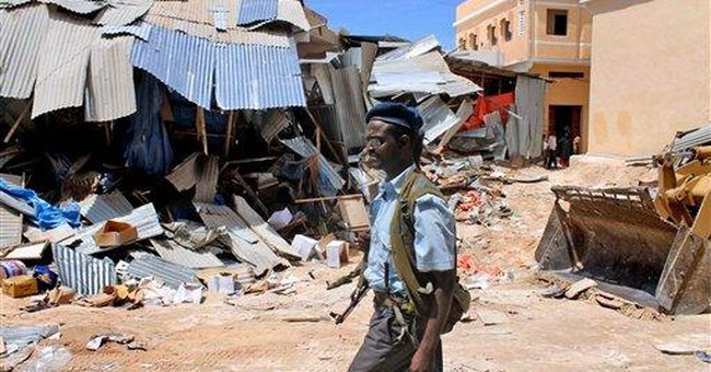 Mogadishu's Bakara market clean-up upsets some